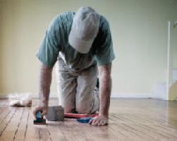 Floor repairs and renovation